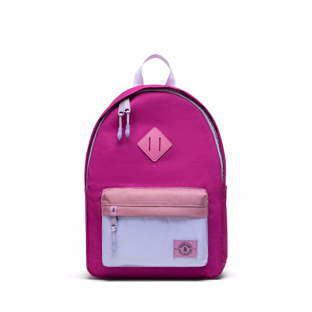Bayside Backpack - Wildberry