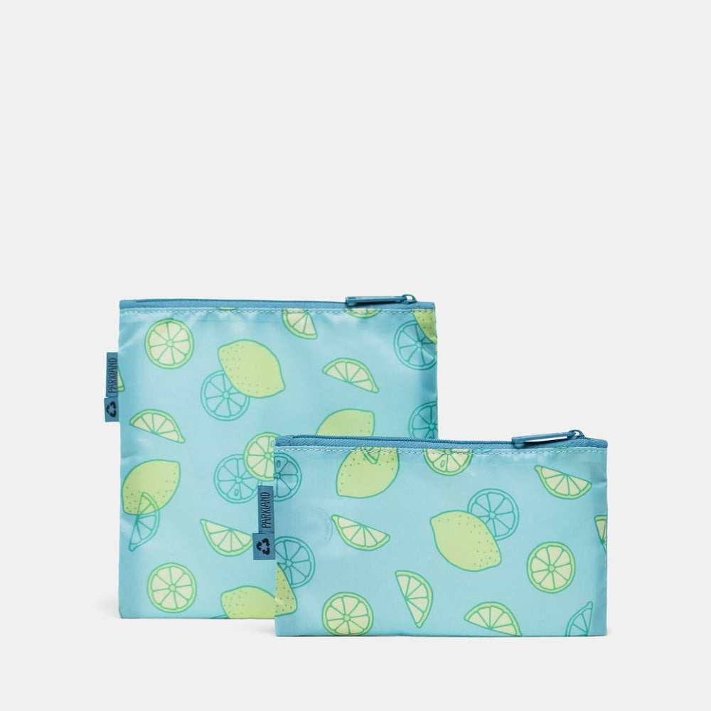 Snack Bag Duo, Lime