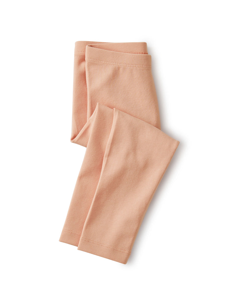 Solid Capri Leggings, Dusty Coral Tea Collection