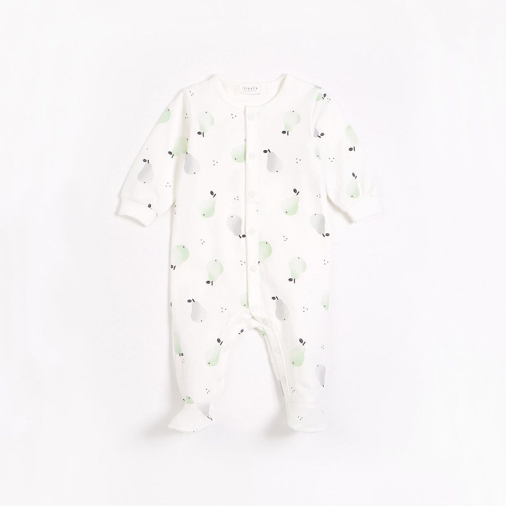 Pears Sleep Footed Onesie