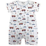 Rescue Team Short Playsuit