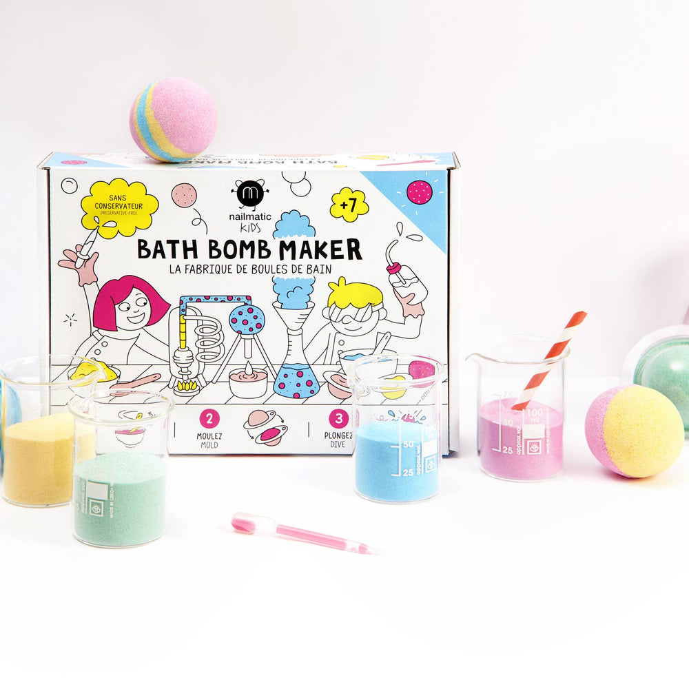 DIY Bath Bomb Maker Kit