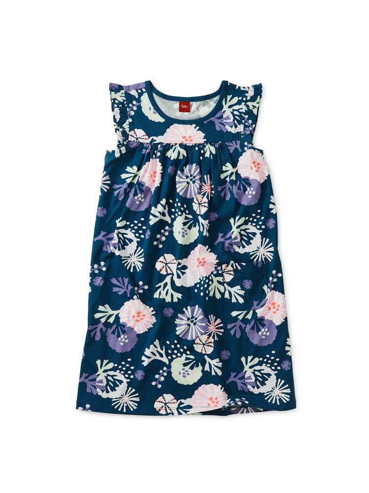 Printed Mighty Mini Dress, Sea Life Adventures