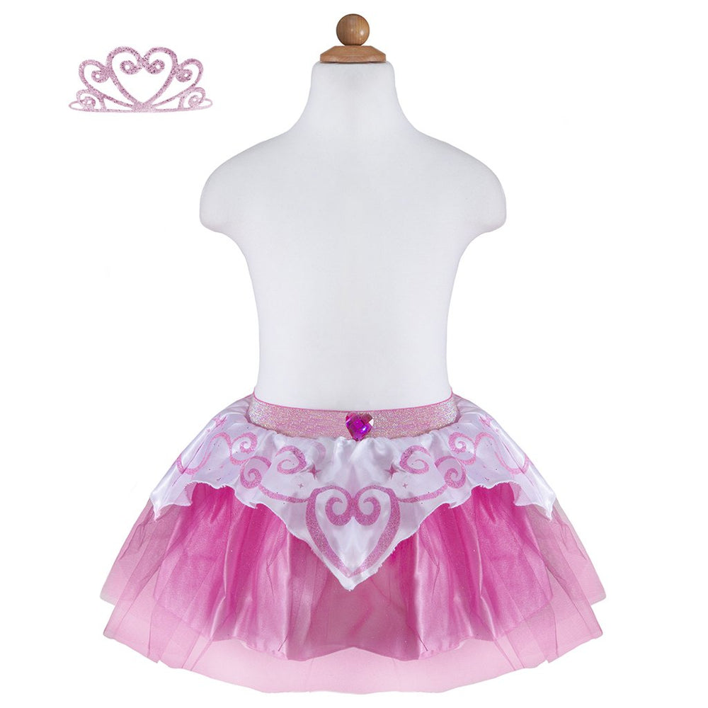 Sleeping Cutie Skirt with Tiara, Ages 4-6