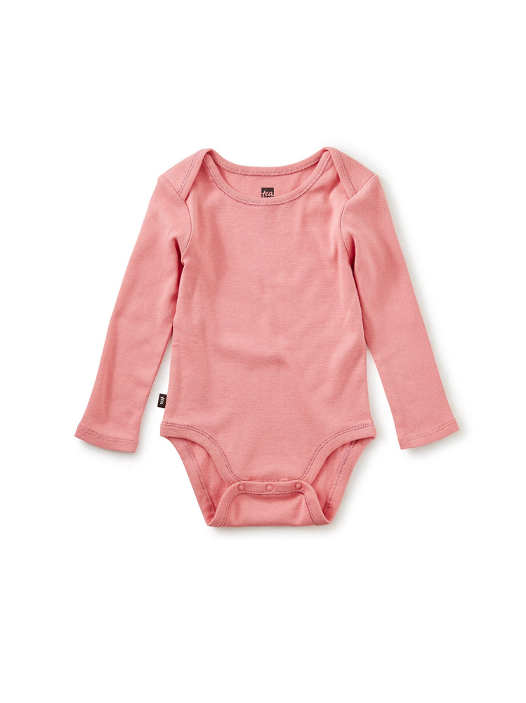 Basically Baby Bodysuit, Mauveglow