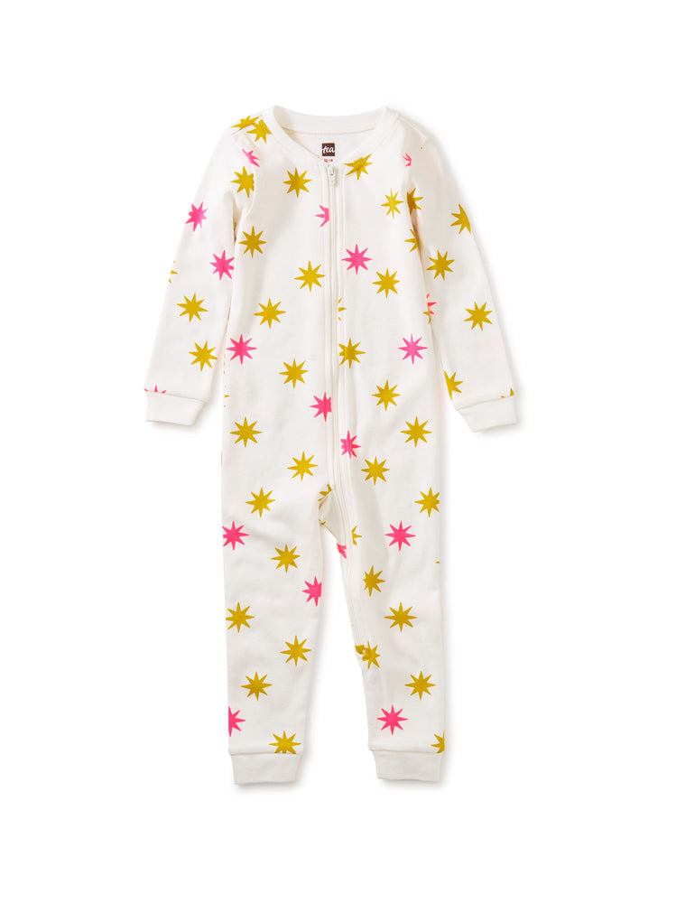 Sleep Tight Baby Pajamas, Nautical Stars