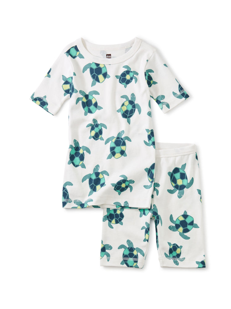 In Your Dreams Pajama Set, Tiny Turtles