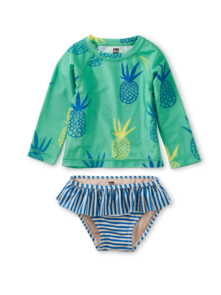 Rash Guard Swim Set, Pinas