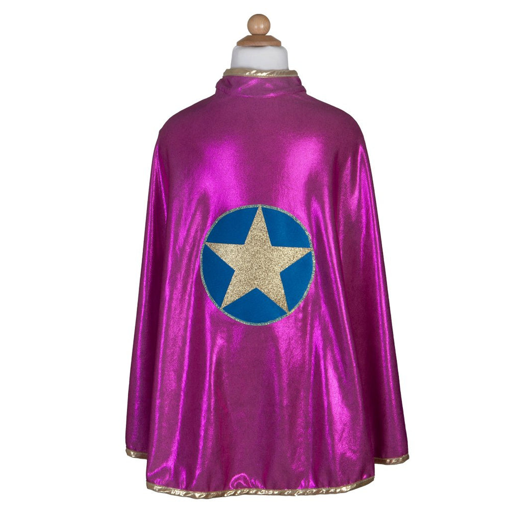 Wonder Star Cape, 5-6Y