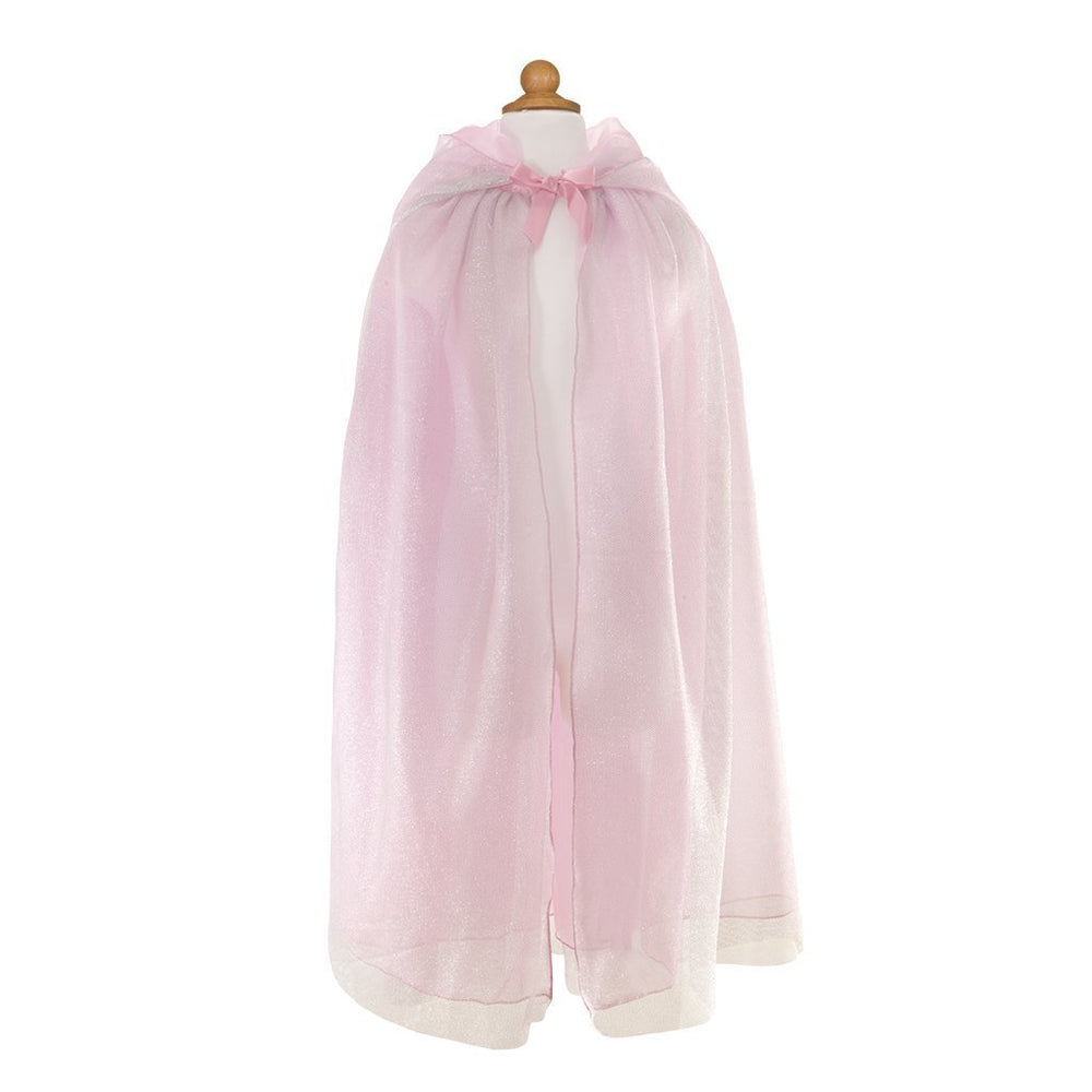 Royal Princess Cape in Silver, Ages 5-7