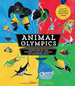 Animal Olympics by Katy Tanis Hachette