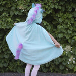Reversible Unicorn/Dragon Cape