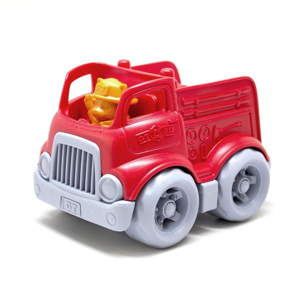 Fire Engine Green Toys