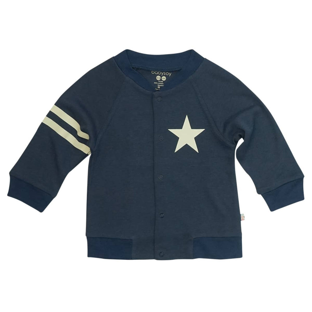 All-Star Varsity Bomber Jacket, Indigo