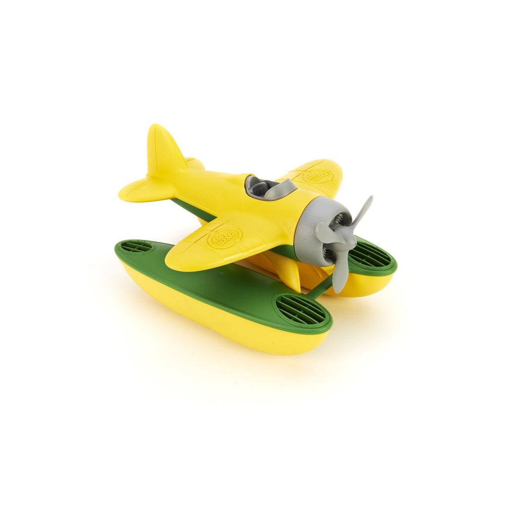 Seaplane, Yellow Wings