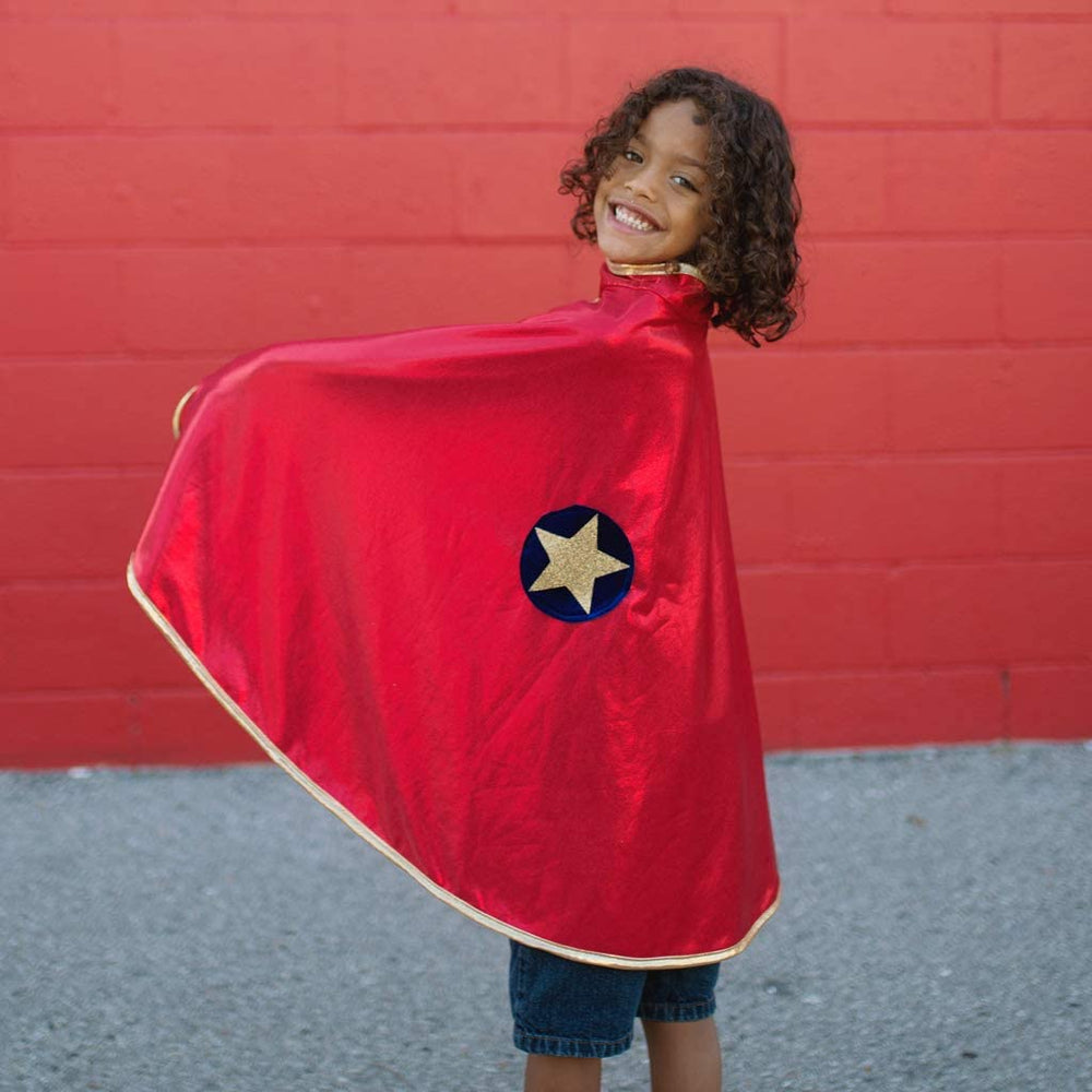 Reversible Wonder Cape, 5-6Y