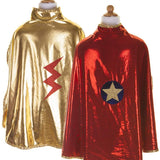 Great Pretenders Reversible Wonder Cape, 5-6Y
