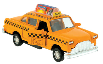 Die Cast Taxi