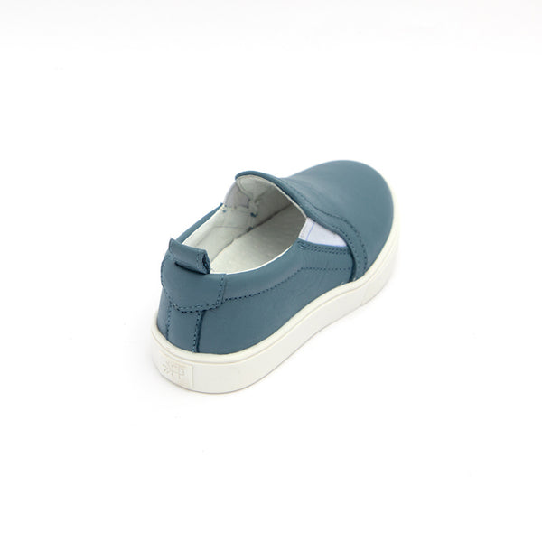 Dusty Blue Classic Slip-On