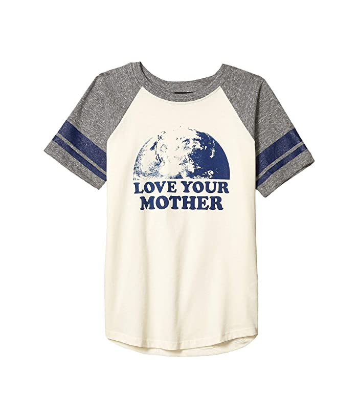 Love Your Mother Short Sleeve Raglan T-Shirt