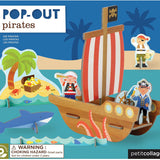Petit Collage Pirates Pop-Out