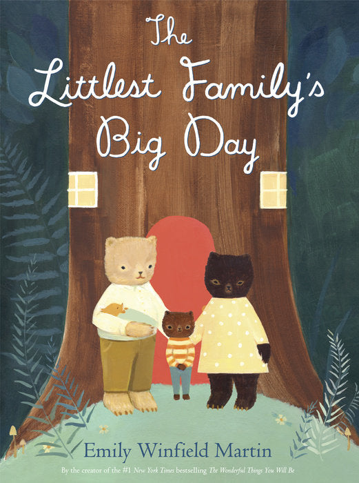 Randomhouse The Littlest Family's Big Day by Emily Winfield Martin