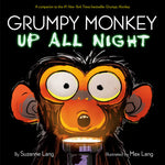 Randomhouse Grumpy Monkey Up All Night by Suzanne Lang
