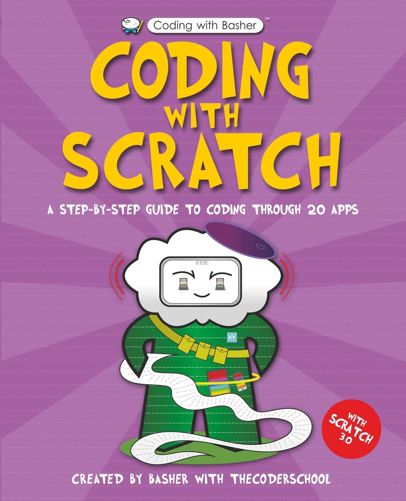 Coding with Scratch by Basher