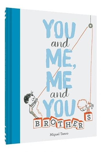 You and Me, Me and You: Brothers by Miguel Tanco
