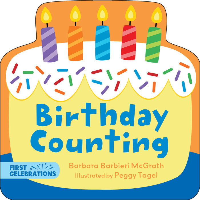 Birthday Counting by Barbara Barbieri McGrath