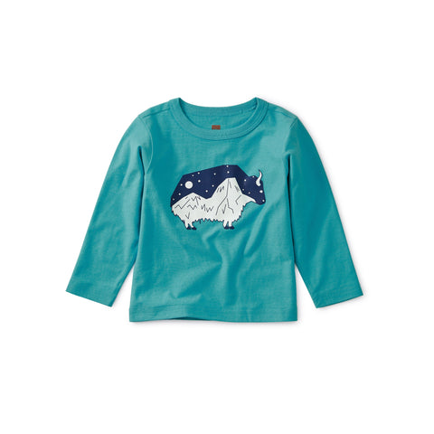 Glow in the Dark Yak Tee, Pool