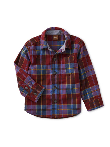 Family Plaid Shirt