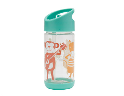 Animal Band Flip & Sip® Water Bottle Ore Originals