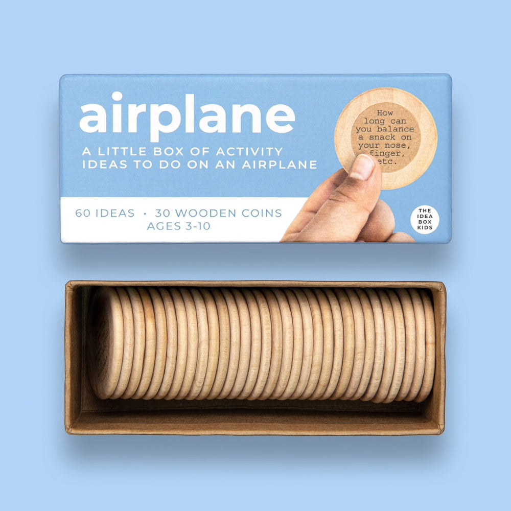 Airplane Activities for Kids The Idea Box