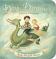 Day Dreamers: A Journey of Imagination by Emily Winfield Martin