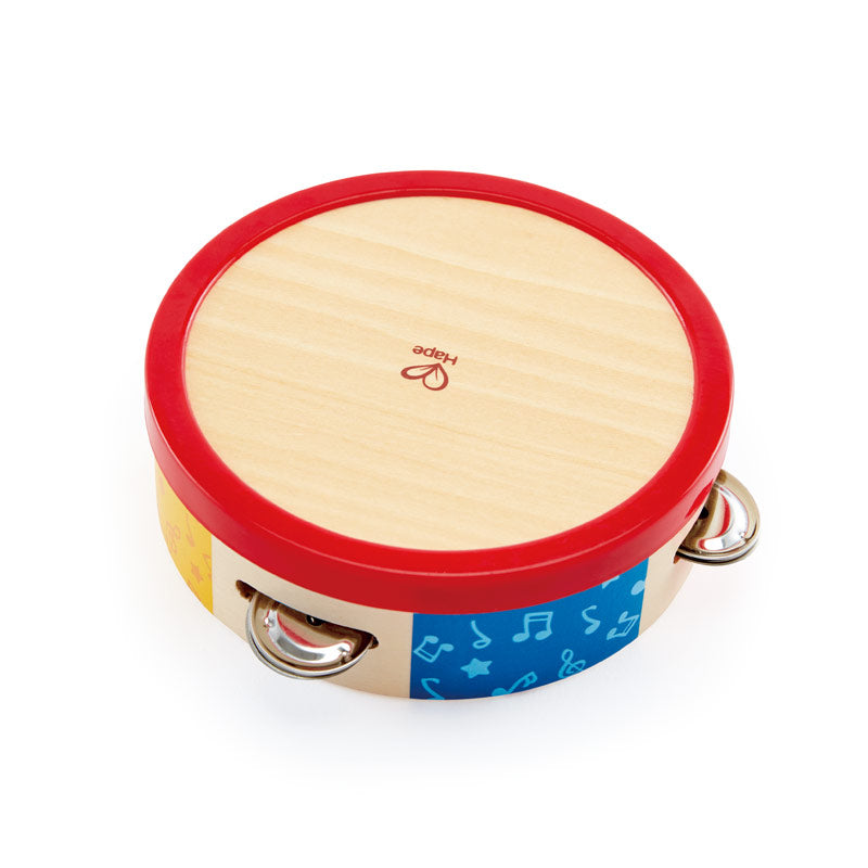 Tap-along Tambourine Hape Toys