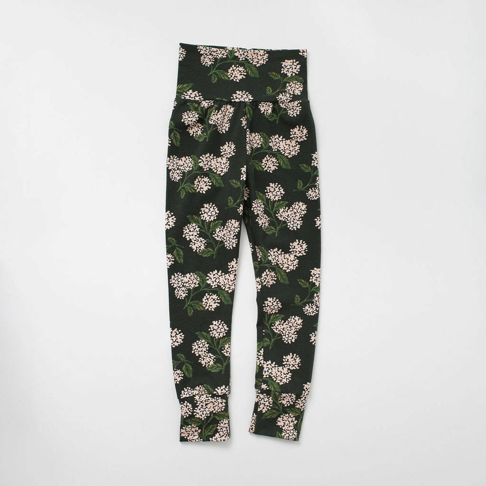 Legging Pant in Forest Blooms