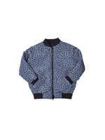 Freckle Reversible Bomber Jacket