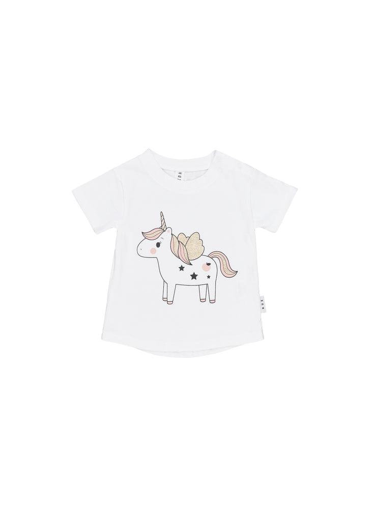 Unicorn T-Shirt, White