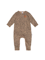 Animal Romper, Caramel