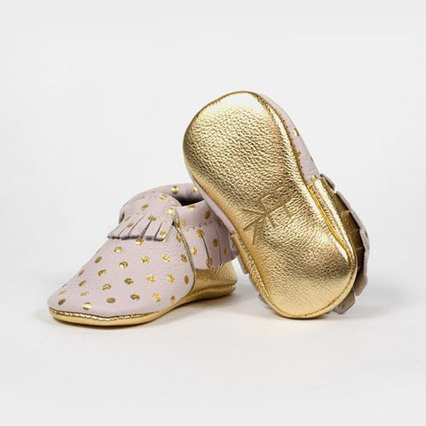 Mocassin, Heirloom in Blush & Gold