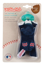 WubbaNub Infant Pacifier Boston Red Sox™ Bear