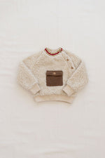 Alfie Pullover, Gingerbread Pocket