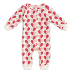 French Terry Jumpsuit, Hearts