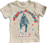 Janis for President Short Sleeve Tee