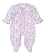 Castle Couture Footie, Pink