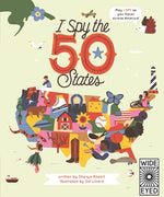 I Spy The 50 States by Sharyn Rosart
