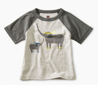 Martial Arts Elephant Tee