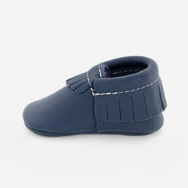 Moccasins, Navy