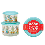 Good Lunch Containers, Retro Robot - Small Set/2